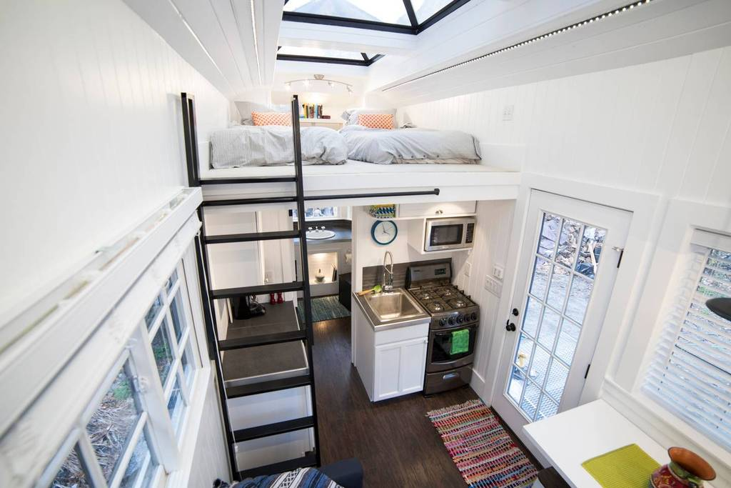 modele interieur tiny house france