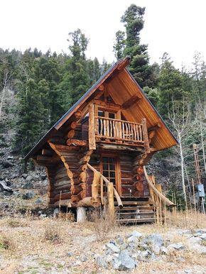 Casa de troncos (Fuste)