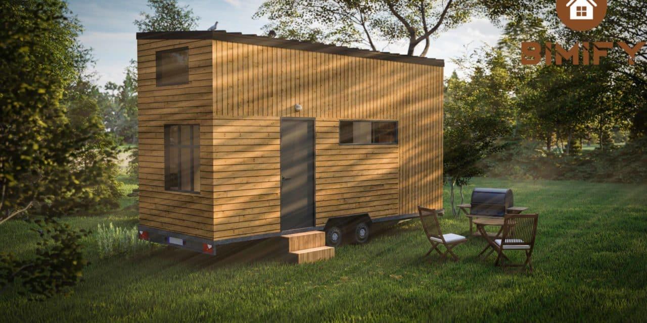 Hoe installeer je een Tiny House op een stuk grond?