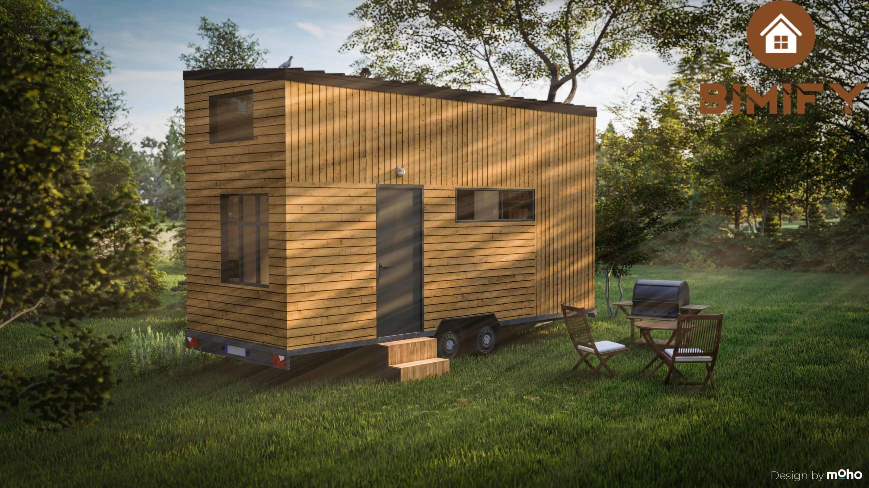 Prix Maison Ossature Metallique Clé En Main tiny house prix, plans, sur-mesure et autoconstruction à