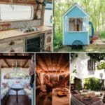 LEADING A BOHEMIAN LIFE IN A TINY HOUSE