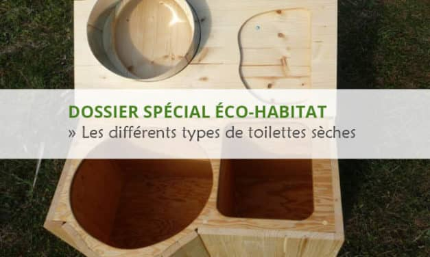 SPECIAL ECO-HABITAT FILE: DRY TOILETS
