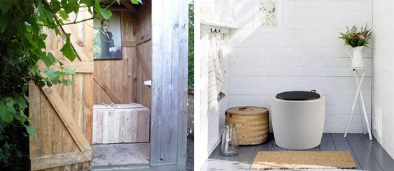 dry compost toilets