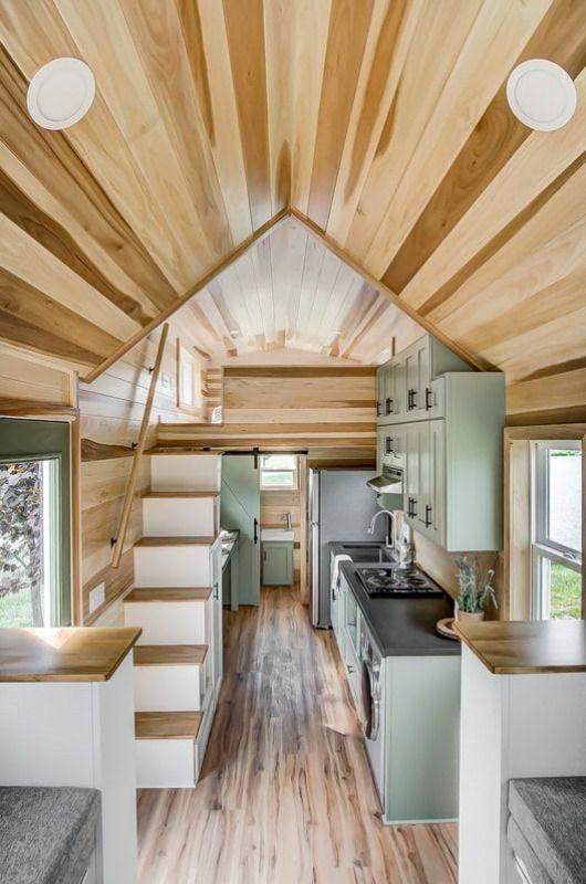 Tiny House confort et havre de paix