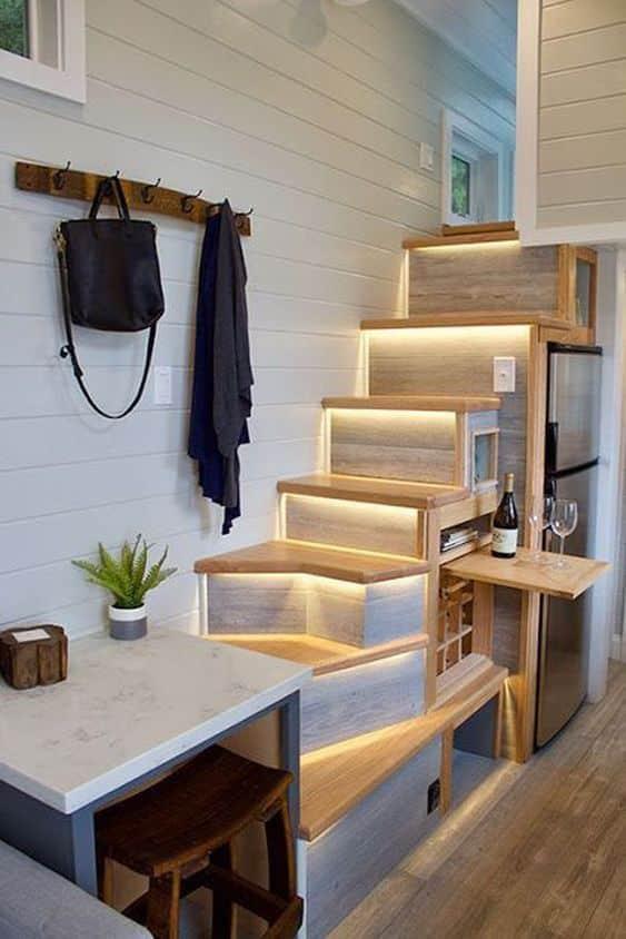 Tiny House pratique