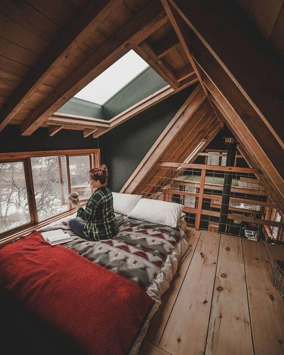 Intimité dans une Tiny House