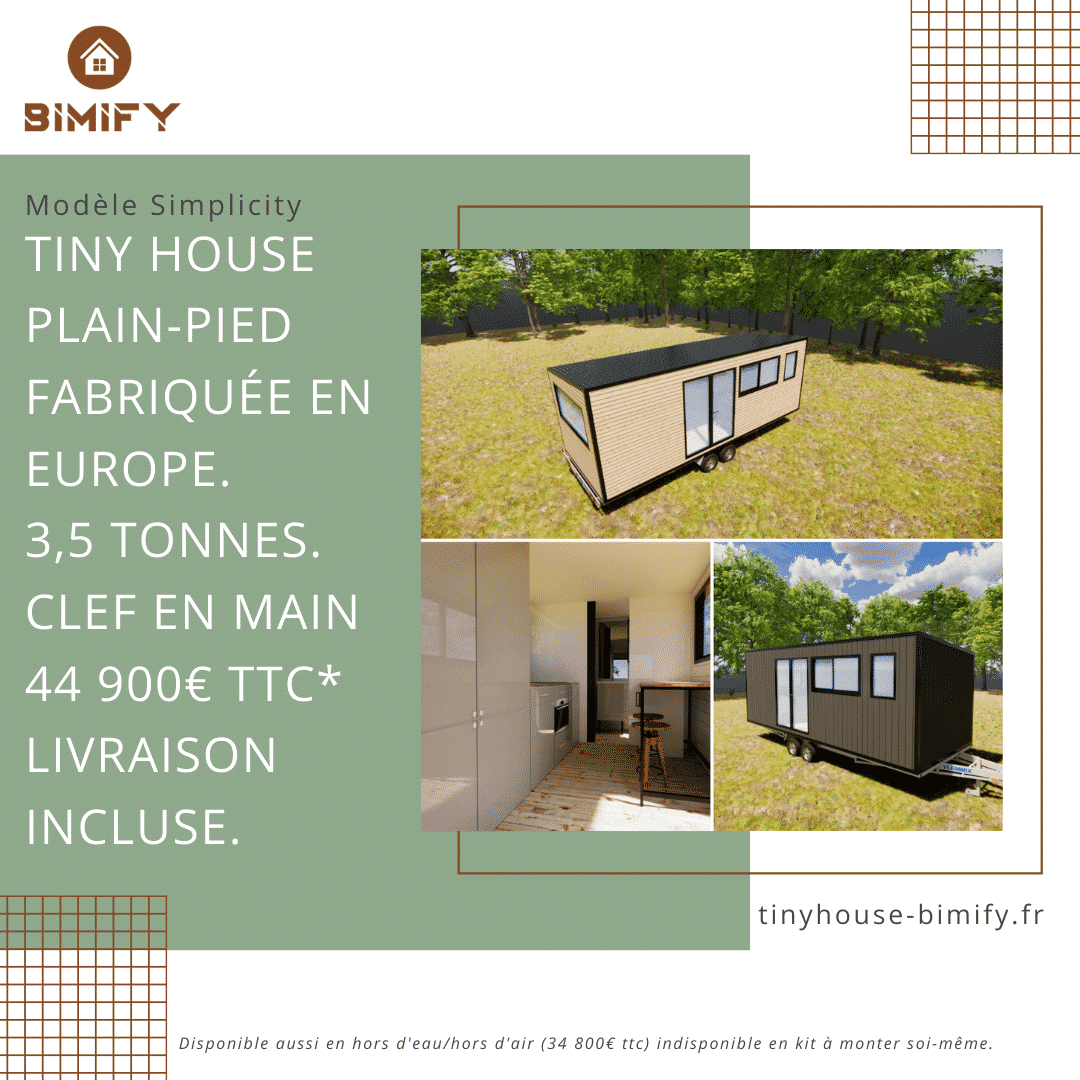 Tiny house low cost