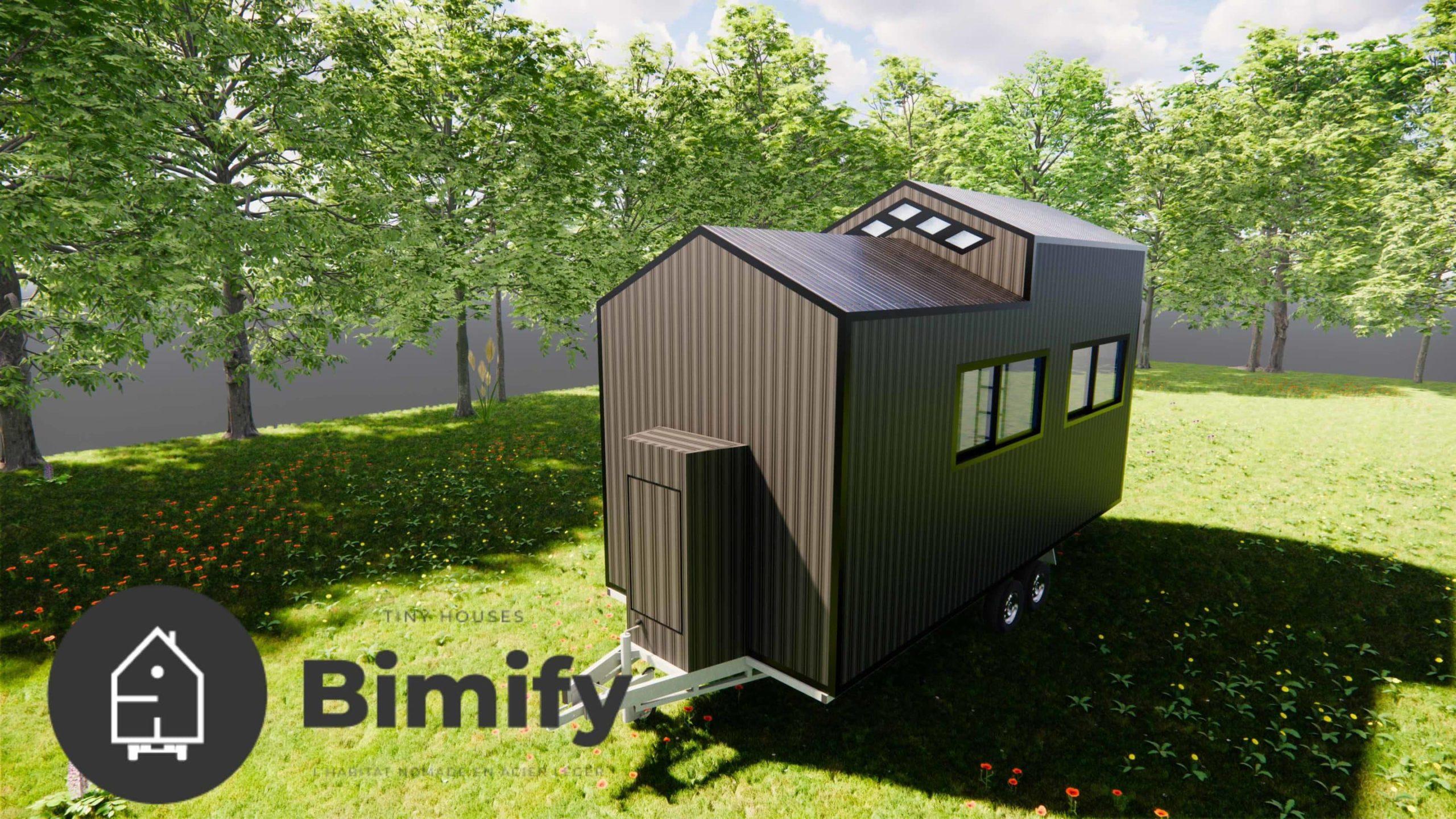 Tiny House Francia