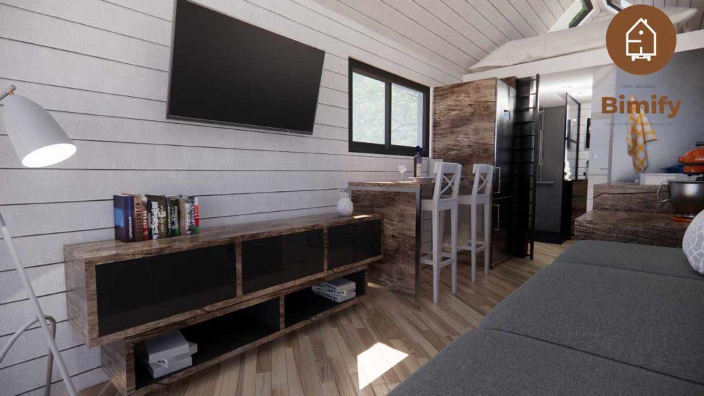 tiny house intérieur design