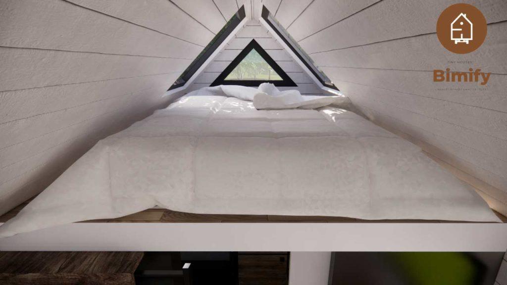 mezzanine tiny house design