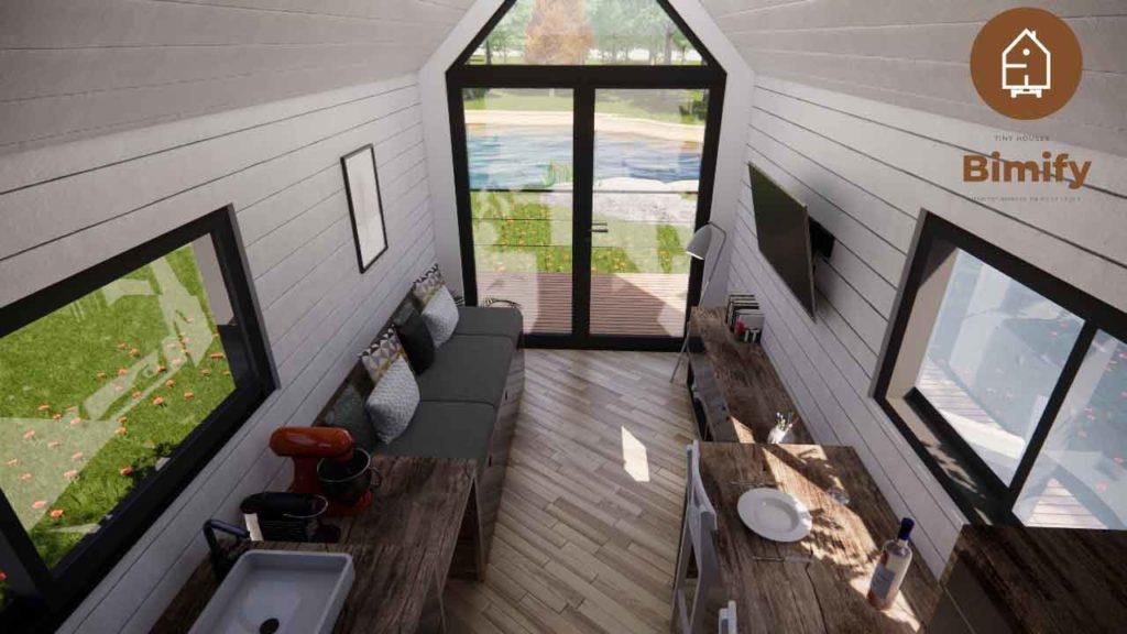 tiny house en france