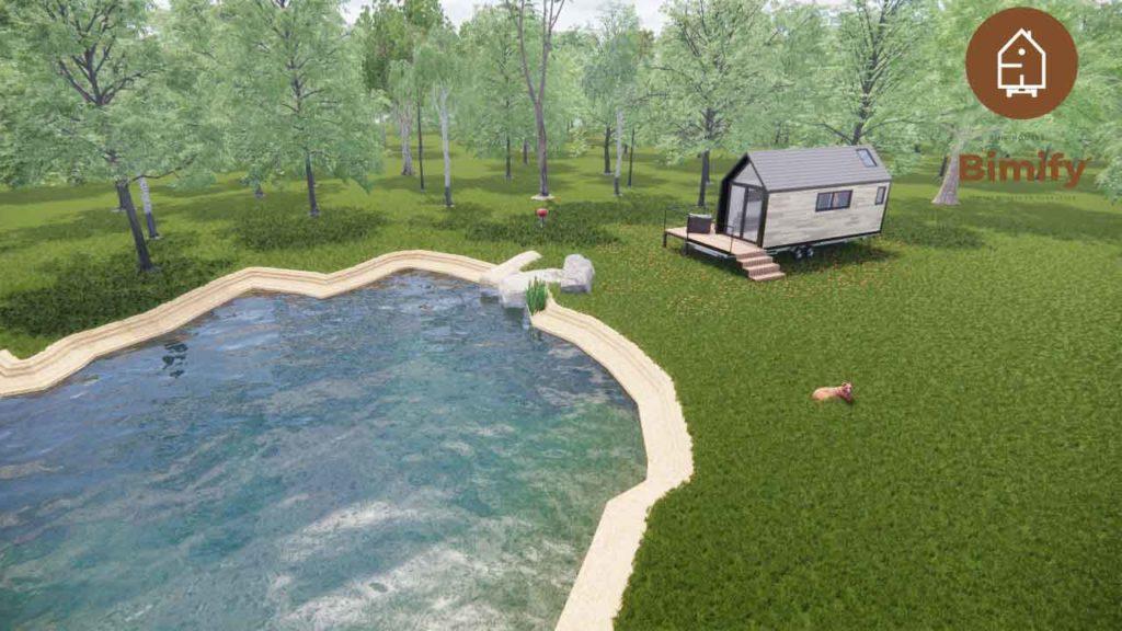 tiny house 30m²