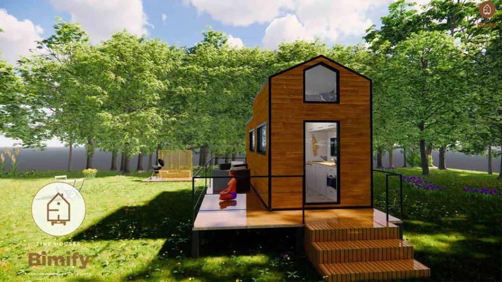 tiny house pour location