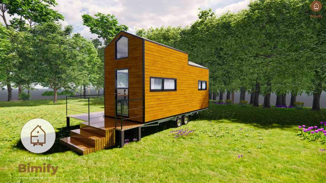 Tiny House 1 Schlafzimmer