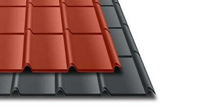 Tole baccier tile R per tiny-house