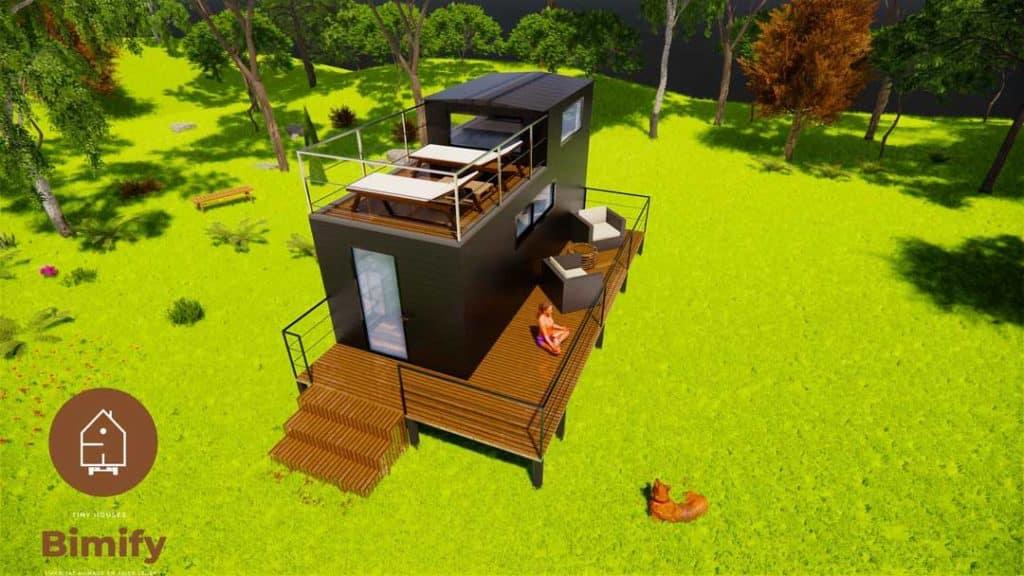 tiny house autoconstruction