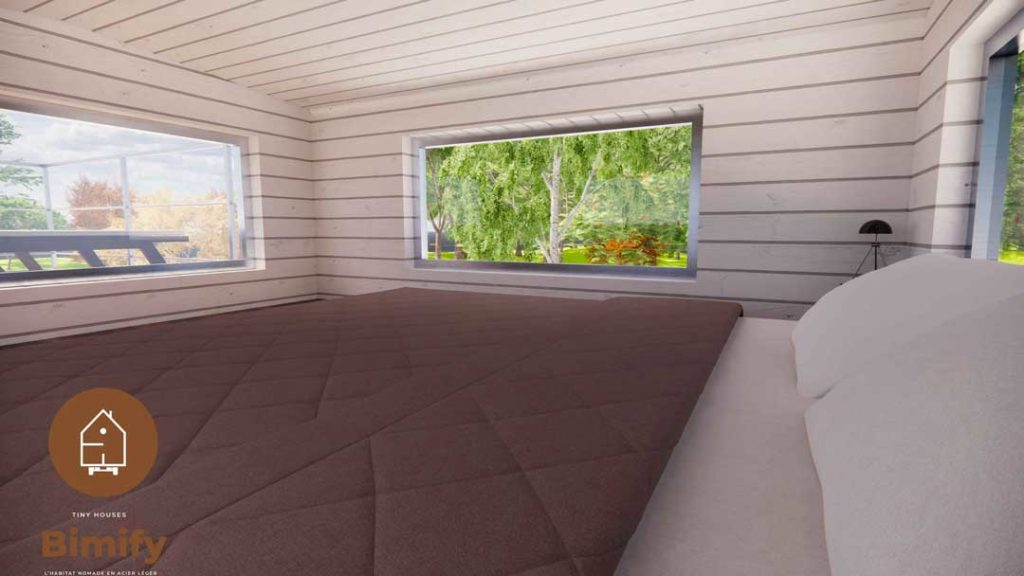 tiny house 4 personnes